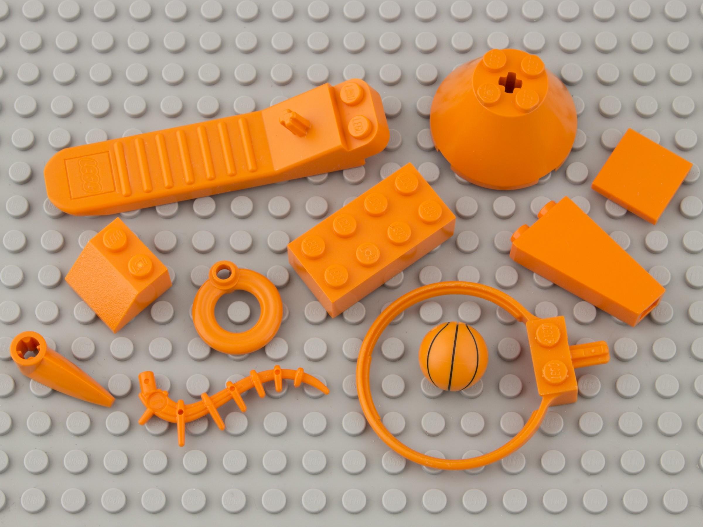 bright orange brickset lego set guide and database