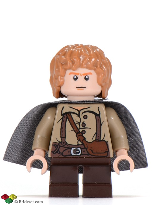 Samwise Gamgee Brickset Lego Set Guide And Database