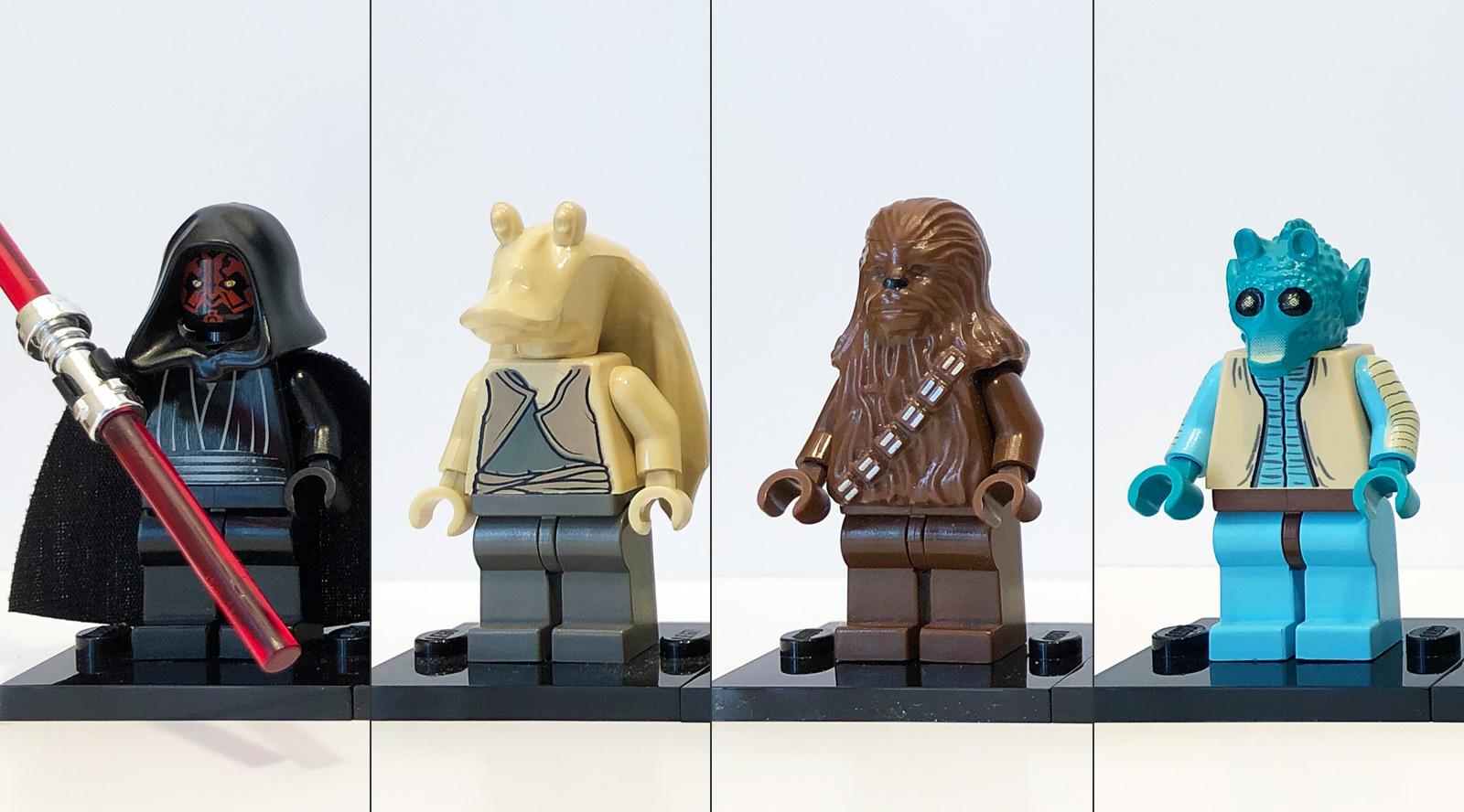 An Anatomy of Star Wars Aliens, Part 1
