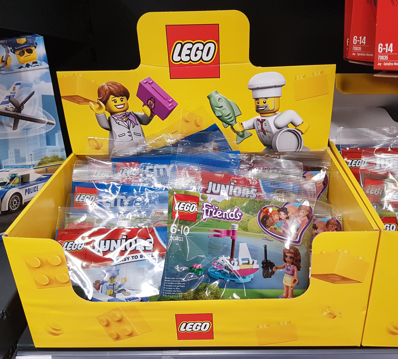 2018 Polybags Available In Tesco Brickset Lego Set Guide And Database