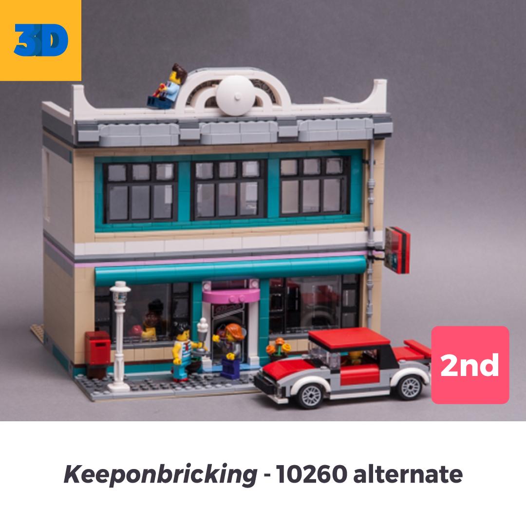 Brickset/BriXtar Alternative Challenge winners! | Brickset: LEGO set