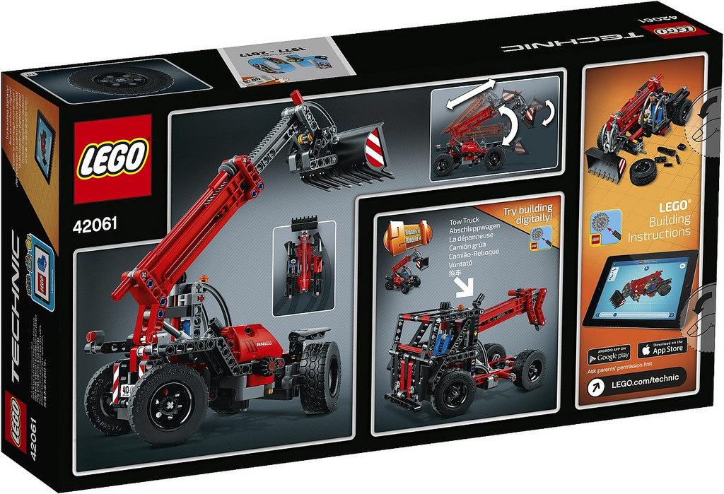 more 2017 technic sets revealed brickset lego set. Black Bedroom Furniture Sets. Home Design Ideas