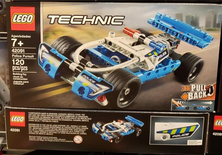 2019 Technic set images! | Brickset: LEGO set guide and database