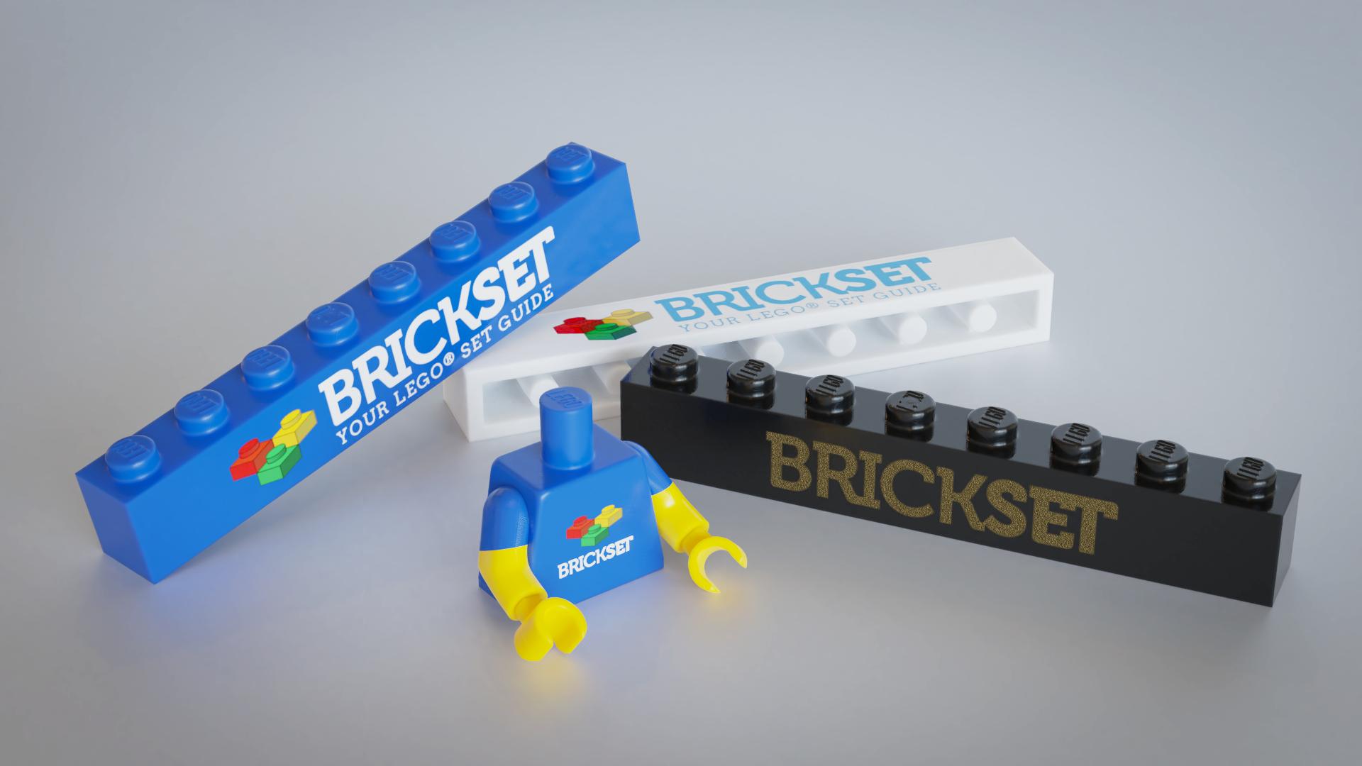 Mecabricks - custom Brickset pieces
