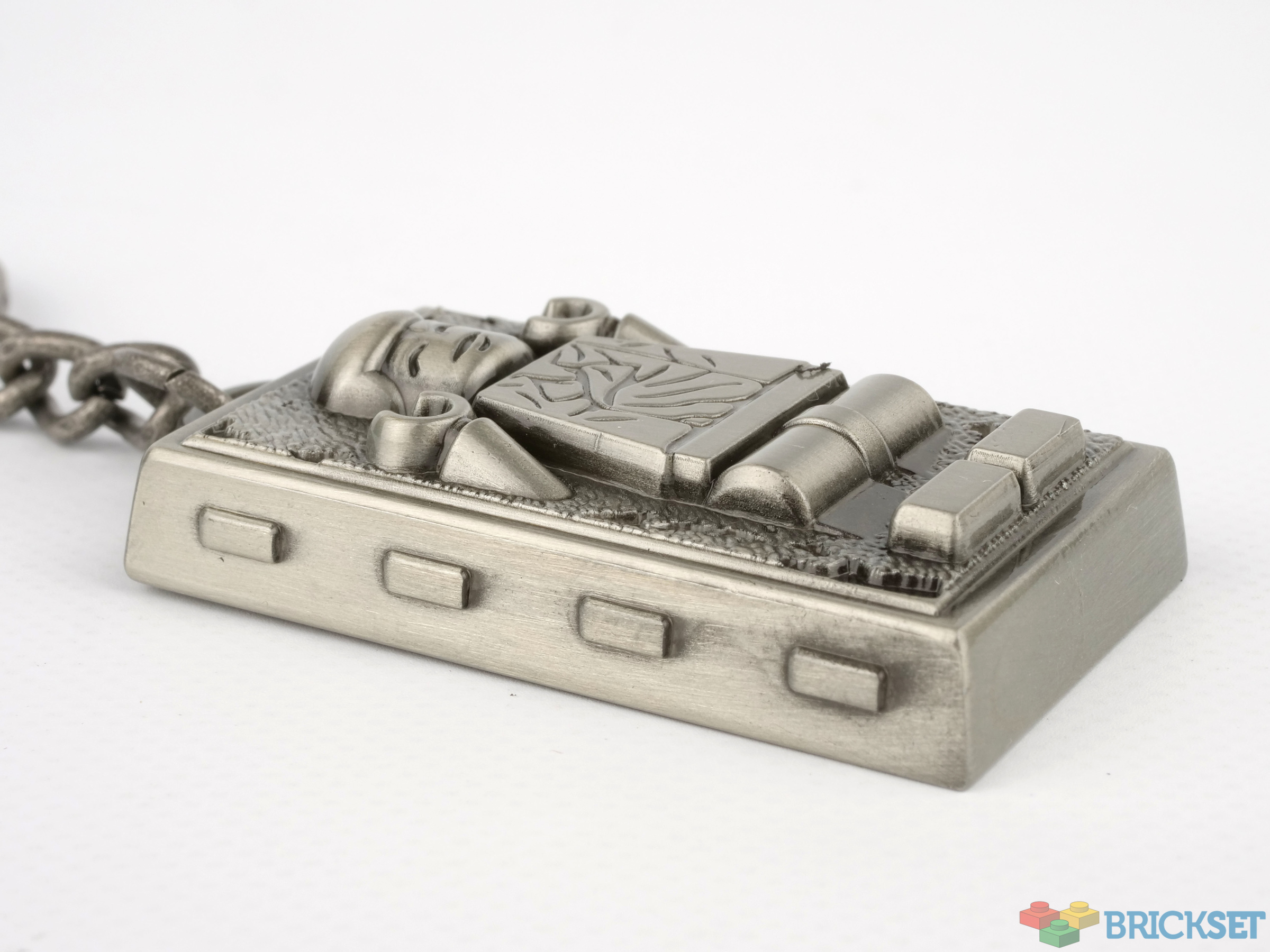 Review: Han Solo in Carbonite key chain