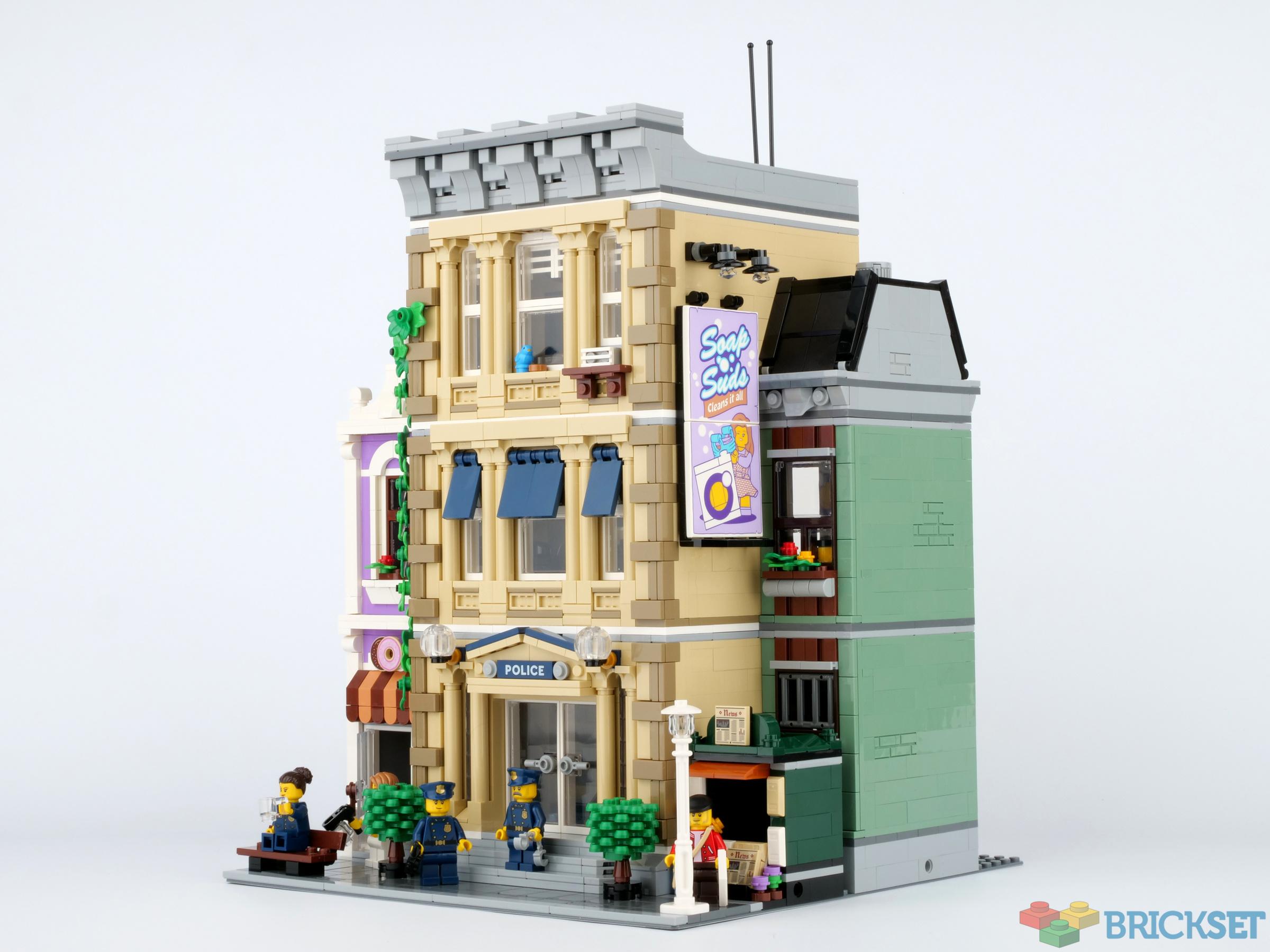 Lego NEWSSTAND exclusive Lego Store Creator Mini Make /& Take Build *JAN 2020*