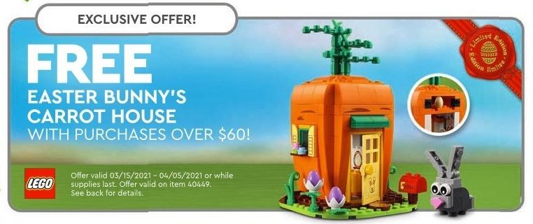 Lego Calendar September 2022.Store Calendar Confirms Amelia Earhart Gwp For March Brickset Lego Set Guide And Database