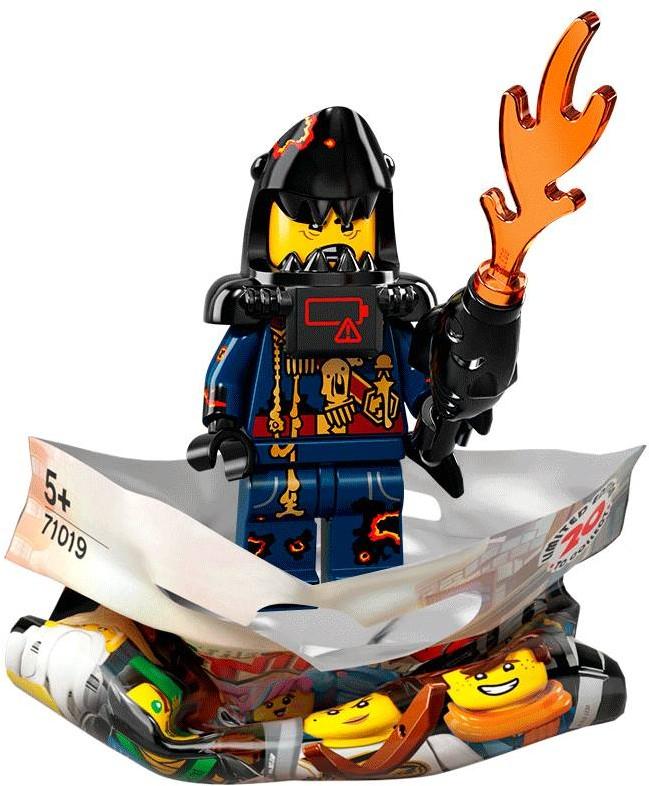 Ninjago Movie Collectable minifigures revealed | Brickset: LEGO set ...