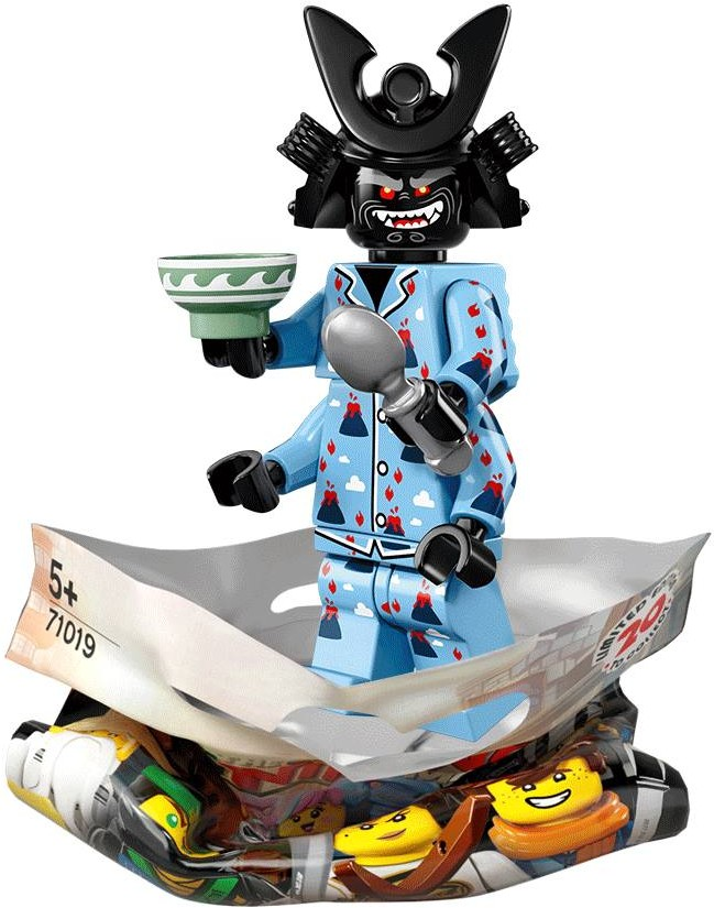 Ninjago Movie Collectable minifigures revealed | Brickset ...