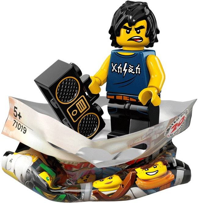 Second batch of NINJAGO CMFs revealed! | Brickset: LEGO ...