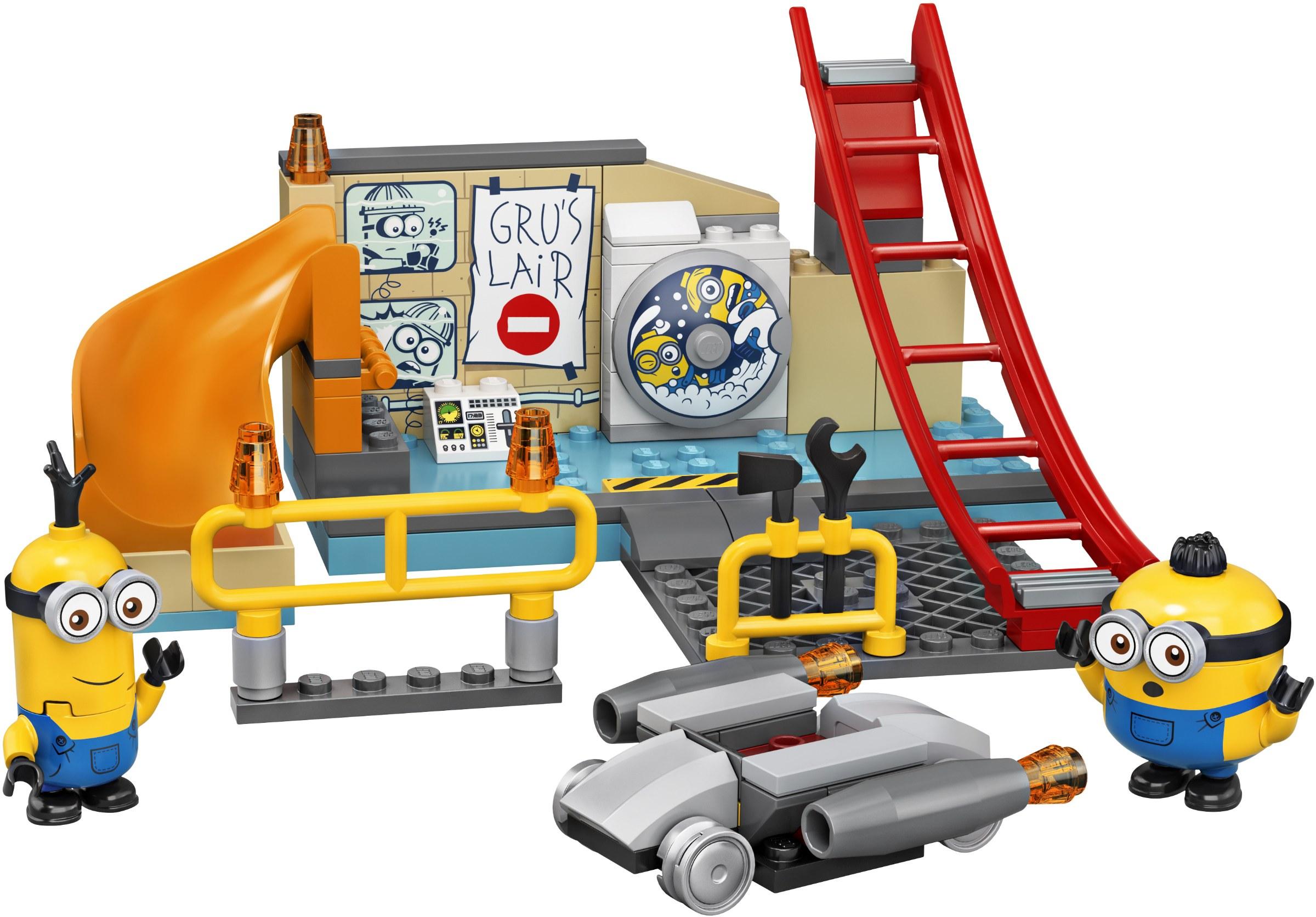 Minions Revealed Brickset Lego Set Guide And Database
