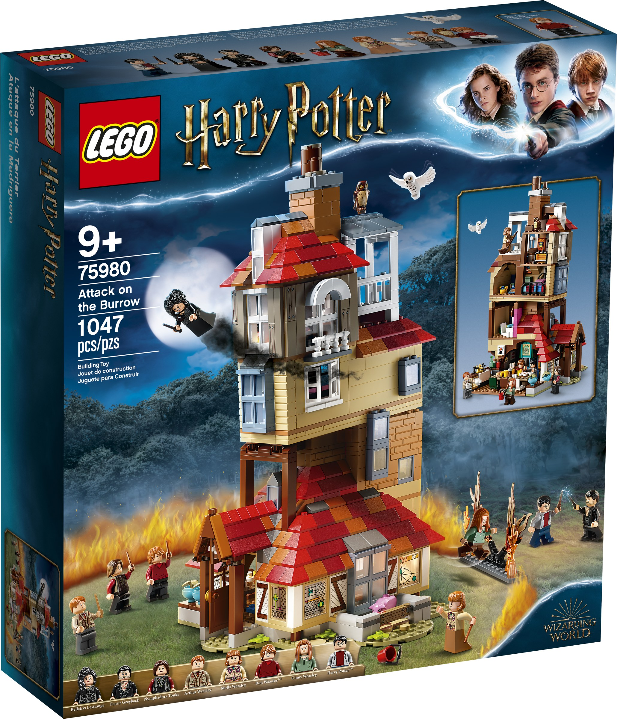 It S Real Lego Harry Potter D2c Diagon Alley Coming This Summer 2020 Youtube
