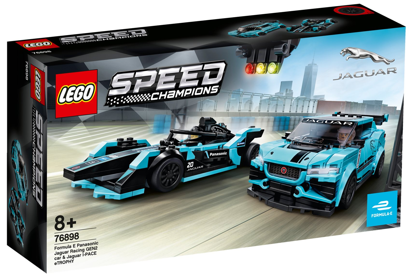 New Lego Sets 2020.First 2020 Speed Champions Set Revealed Brickset Lego