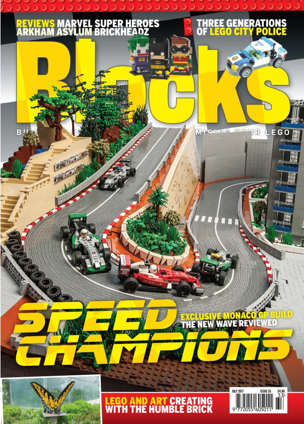 Blocks issue 33 in store now