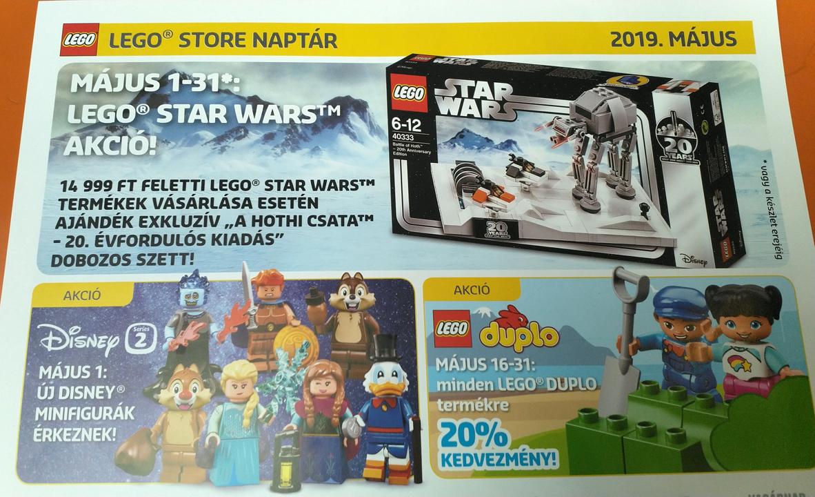 May the Fourth promotional set revealed!   Brickset: LEGO