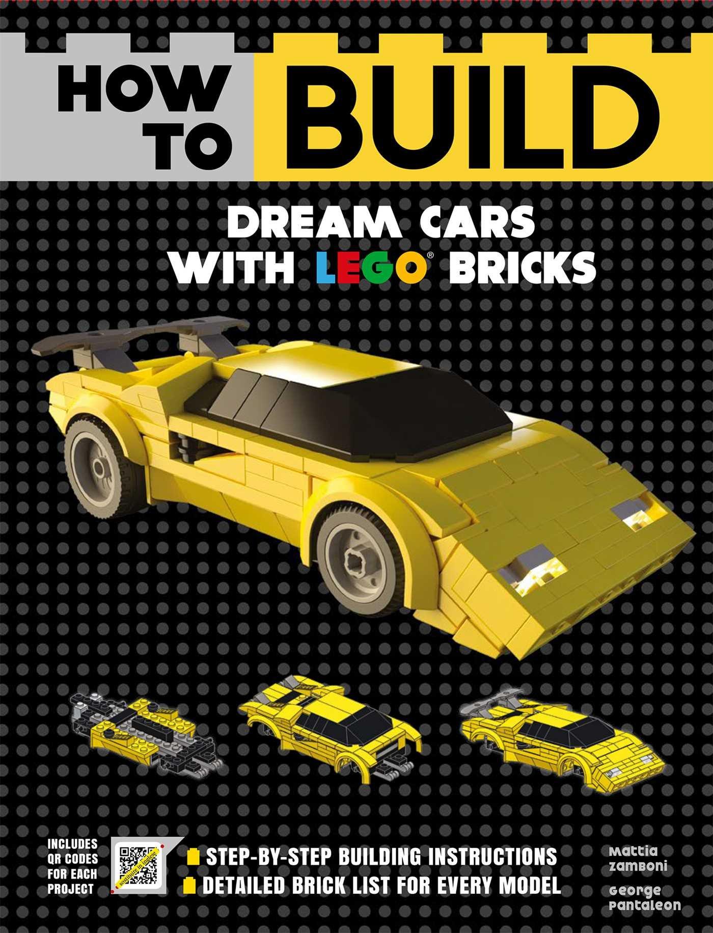How To Build Dream Cars With Lego Bricks Brickset Lego Set Guide