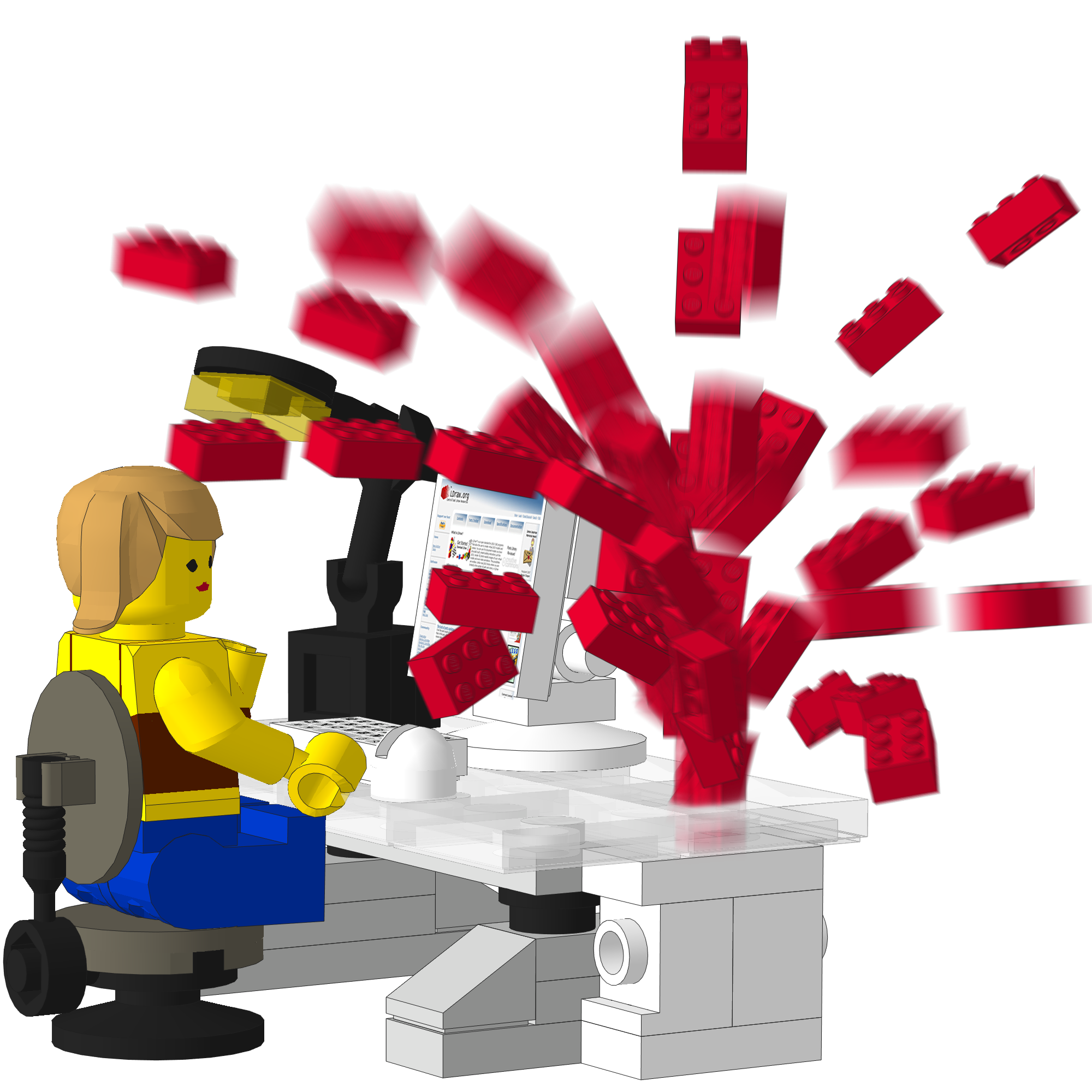 LDraw update now available | Brickset: LEGO set guide and