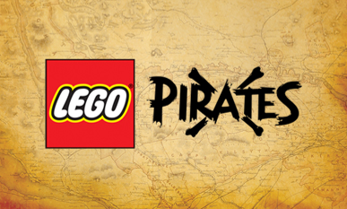 LEGO Pirates Trivia Challenge