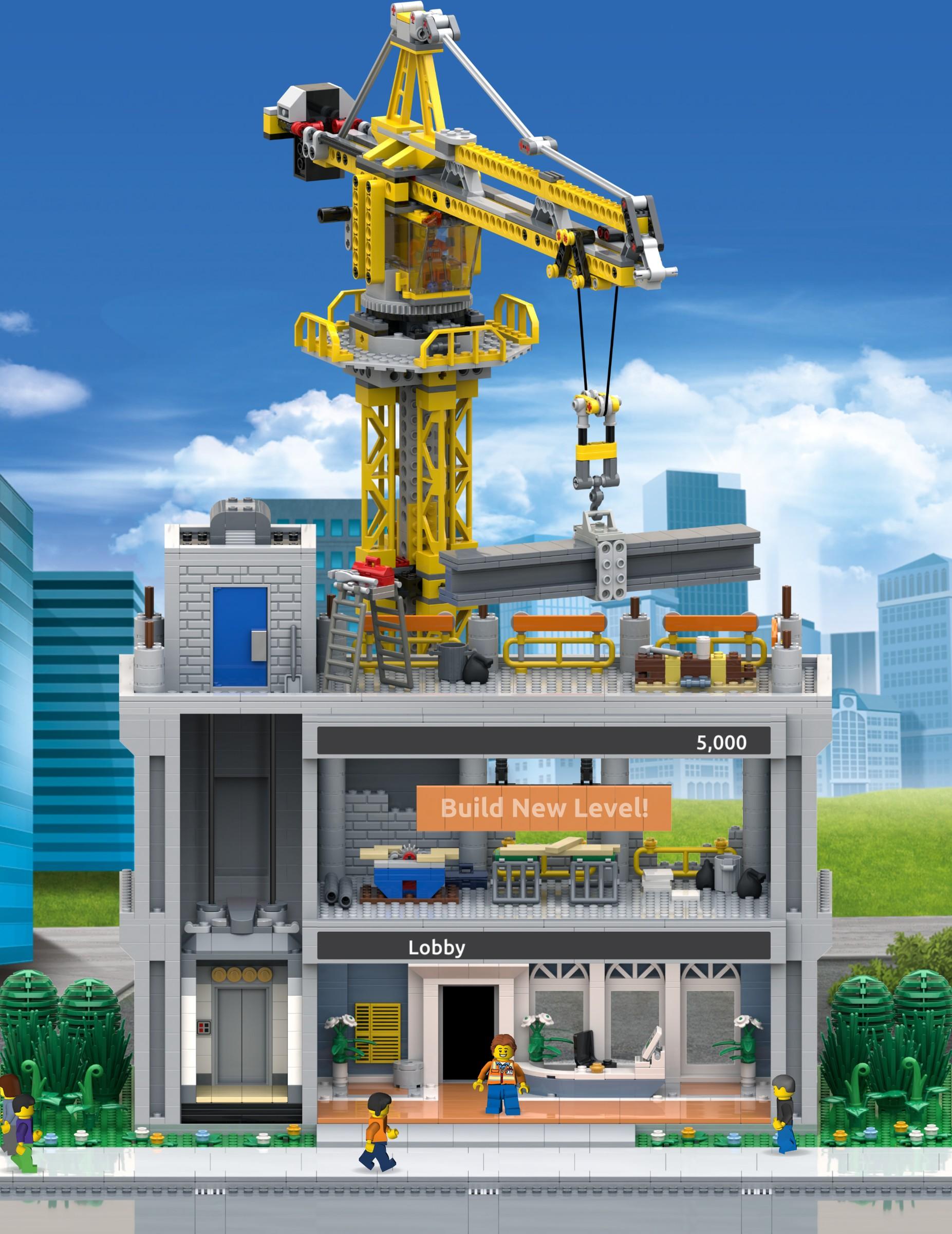 LEGO Tower mobile game announced   Brickset: LEGO set guide
