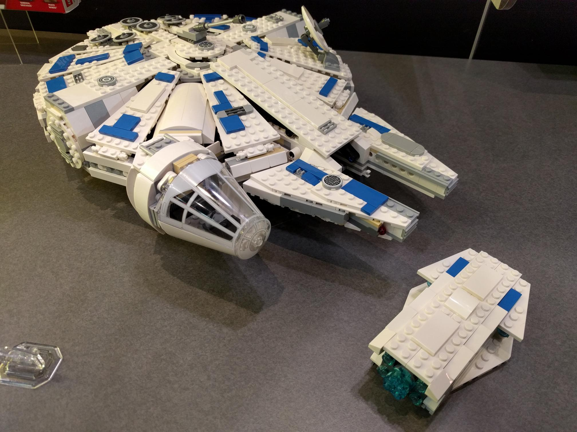 More information about 75212 Kessel Run Millennium Falcon | Brickset ...