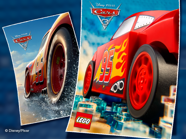 Build Your Own Car >> Rebrick Competition Build Your Own Cars 3 Poster Brickset Lego