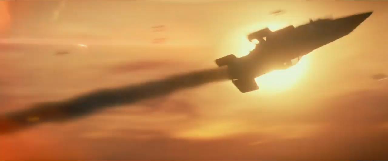 Image result for Rise of skywalker A-wing