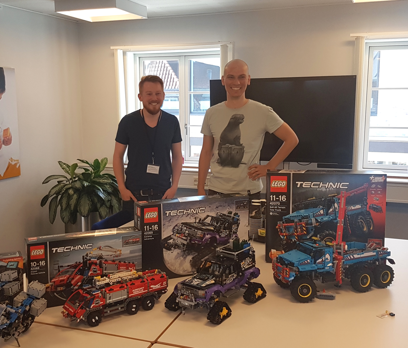 Interview with Technic designers | Brickset: LEGO set guide and database
