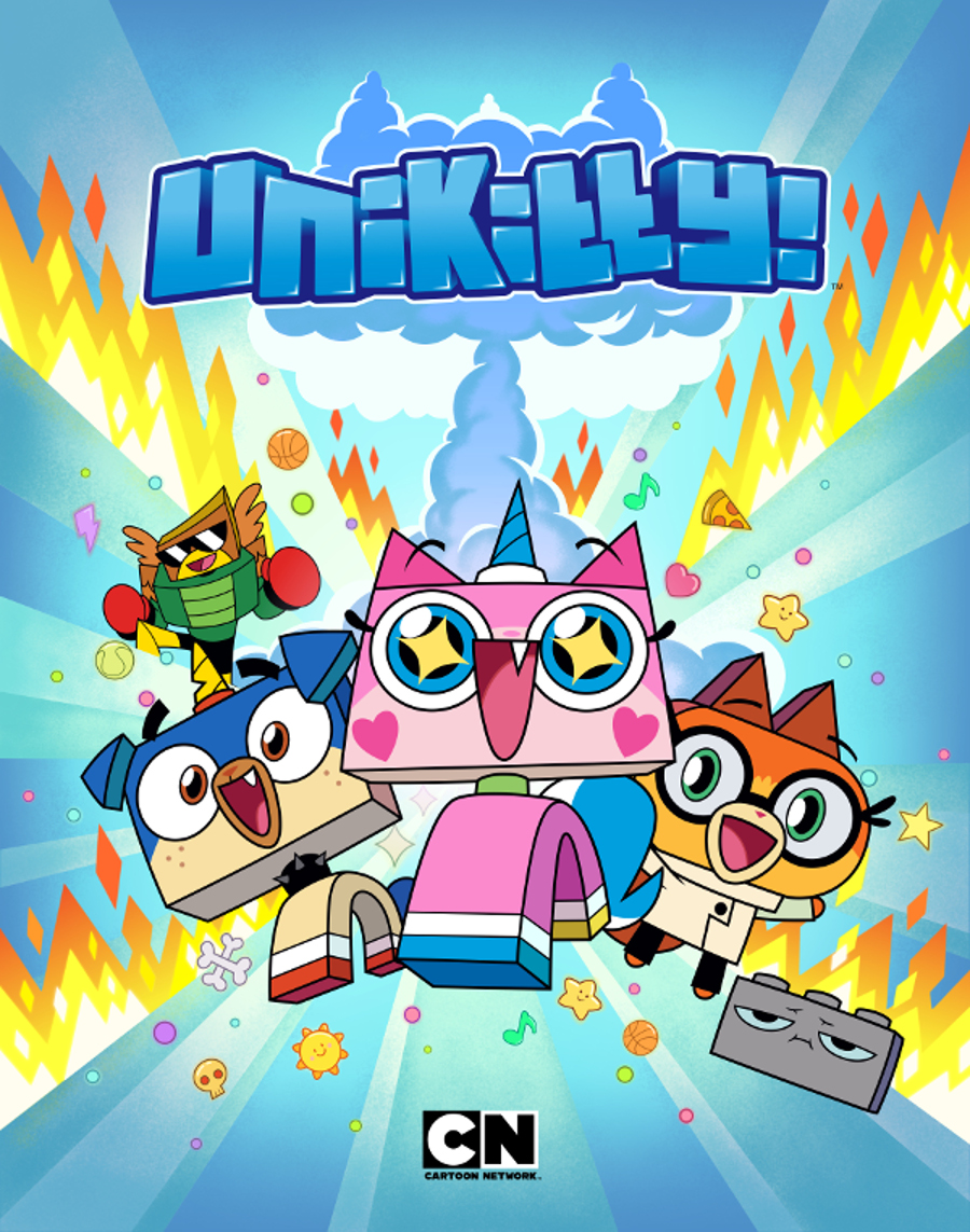 Unikitty TV Series Premiere Date Announced