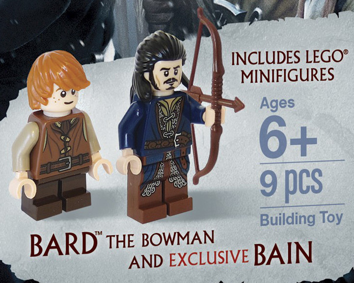 Bard The Bowman Lego