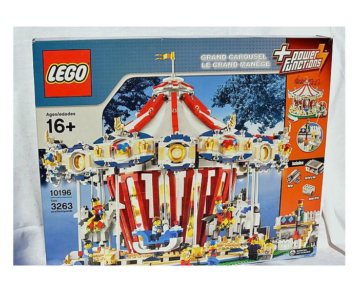 Top 10 Most Expensive LEGO Sets: RRP vs. Winning Bid on Catawiki ...