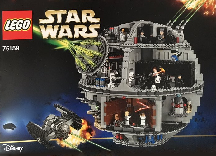 Preview 75159 Death Star Brickset Lego Set Guide And Database