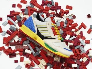 Adidas / LEGO press release