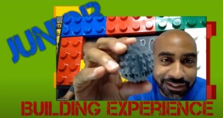 Building Community:  Junior LEGO Masters Building Experience