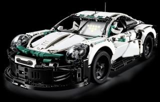 Mindstorms-powered Porsche on the way?