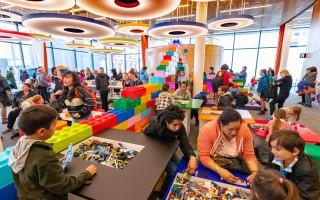 Building Community:  Imagination Station