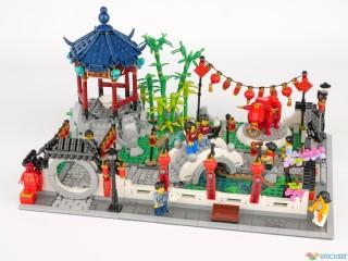 Review: 80107 Spring Lantern Festival
