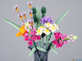 Review: 10280 Flower Bouquet