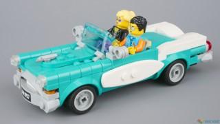 Review: 40448 Vintage Car