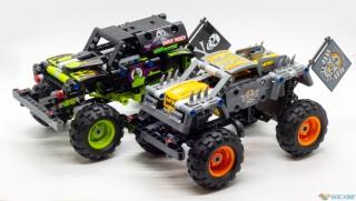 Review: Monster Jam Trucks