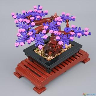 Modifying the bonsai tree