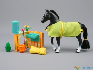 Review: 3144 Horse Stable