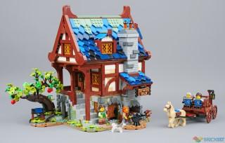 Review: 21325 Medieval Blacksmith