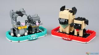 Review: BrickHeadz Pets