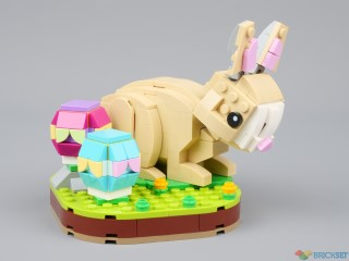 Review: 40463 Easter Bunny