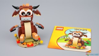 Review: 40417 Year of the Ox