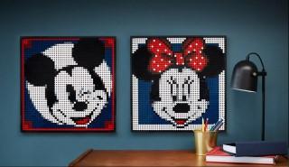 58863 LEGO Art Disney AFOL XL Hero Lar