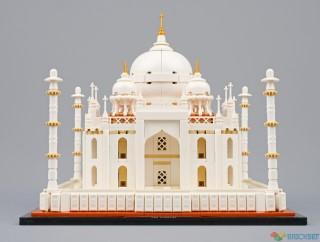 Review: 21056 Taj Mahal