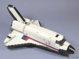 Review: 31117 Space Shuttle Adventure