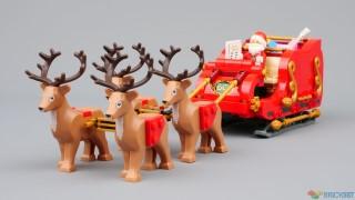 Review: 40499 Santa's Sleigh