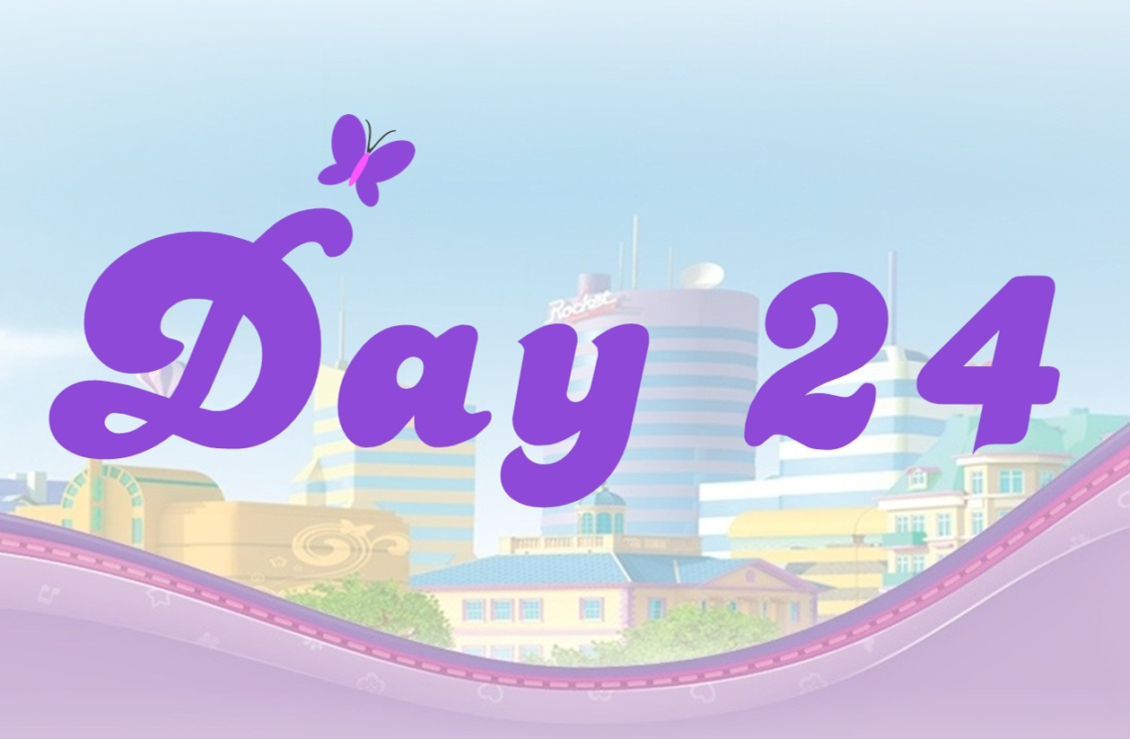 Friends Advent Calendar  - Day 24